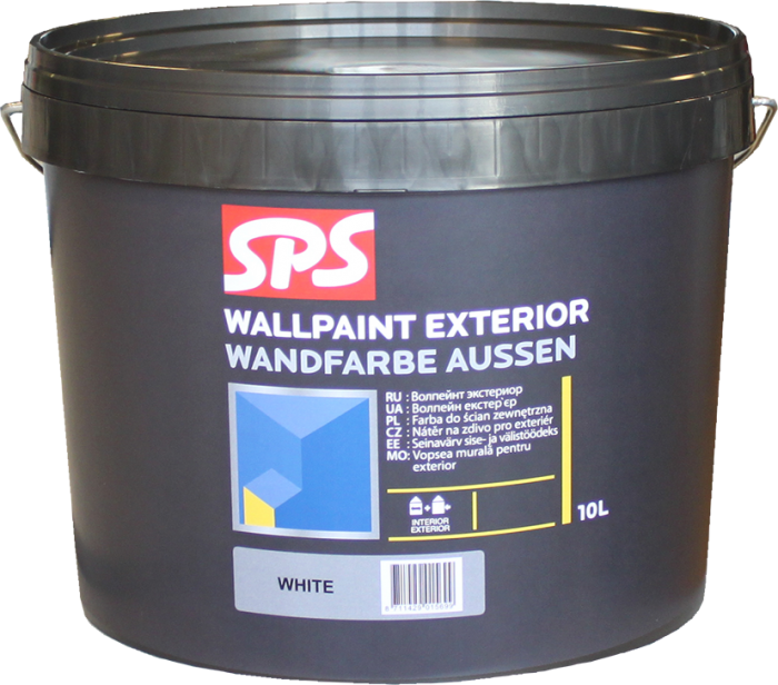 Wandfarbe latex