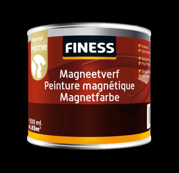 Magneetverf sps - Donkergrijze verf ...